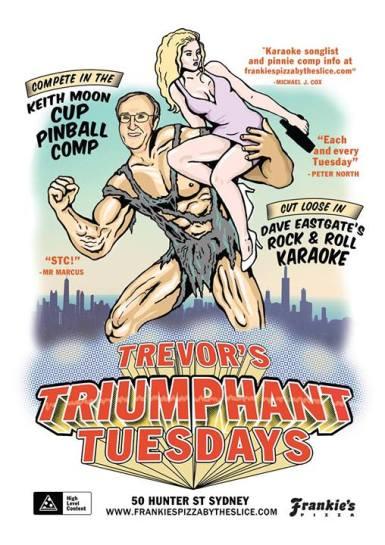 TrevorsTriumpantTuesdays